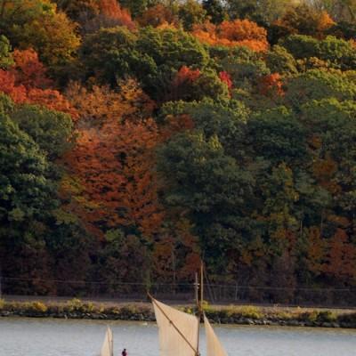 Vermont sail project