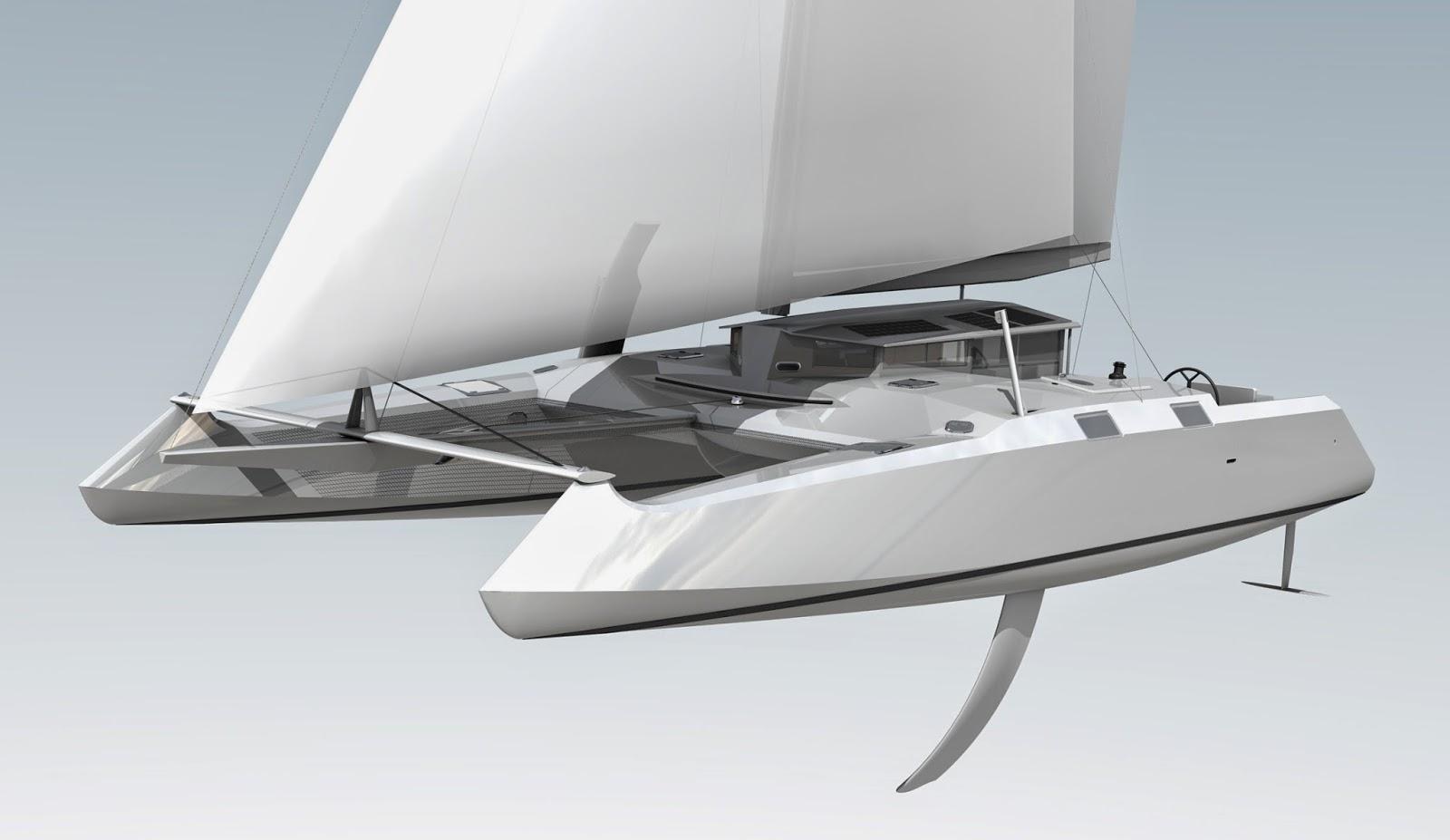Proa File   Hydrofoil Cruiser