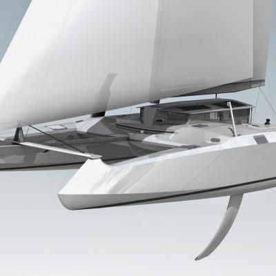 B53 cruising foiler