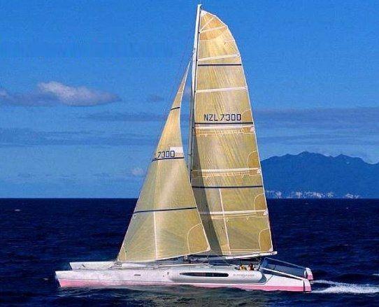 Image result for sailing catamaran STRATOSPHERE