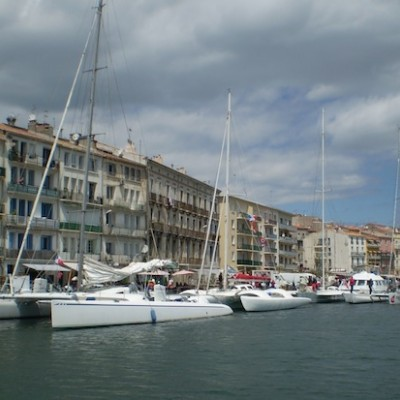 The Fleet at Sete