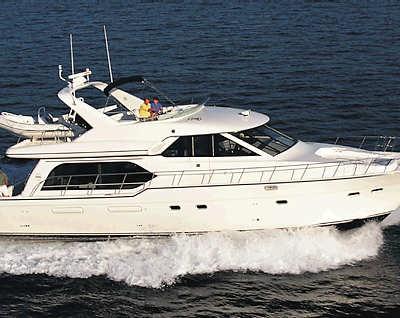 Meridian pilothouse motor yacht