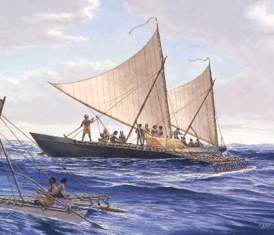Baurua of kiribati