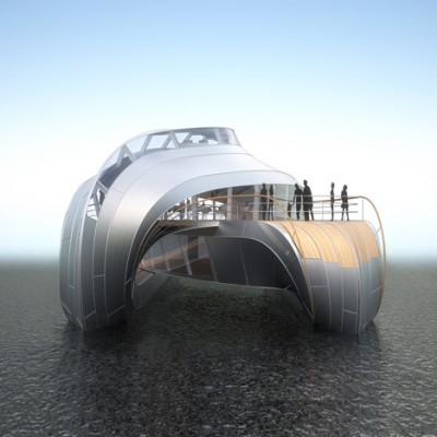 Heatherwick boat