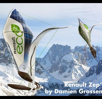 Renault zepYlin by damien grossemy
