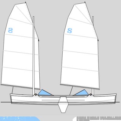 Sam 20 sailplan
