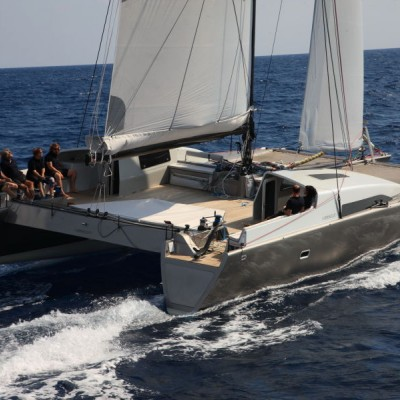 Proa File | Multihull Boats