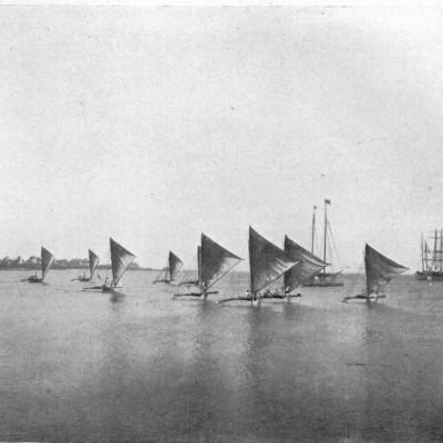 Canoes of Oceana