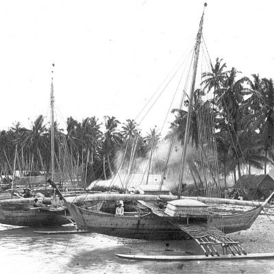 Marshallese Canoes