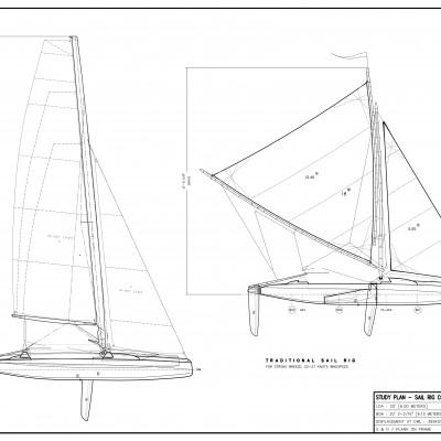 L20 beach trimaran